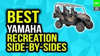Best Yamaha Recreation Side-By-Sides In 2020 (Top 5 Picks)