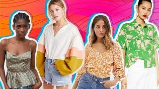 Top 10 types of TOPS every woman needs 2020|| Fashion fix || BRANYTEDDY