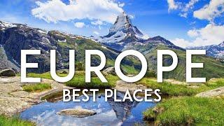 27 best places to visit in EUROPE