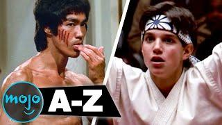 The Best Martial Arts Movies of All Time from A to Z