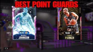 BEST POINT GUARDS IN NBA 2K20 MYTEAM. TOP 10 POINT GUARDS IN MYTEAM