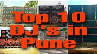 Top 10 sound system in pune (All new Series )