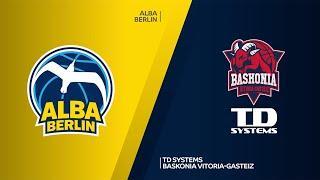 ALBA Berlin-TD Systems Baskonia Vitoria-Gasteiz Highlights | Turkish Airlines EuroLeague, RS Round 5