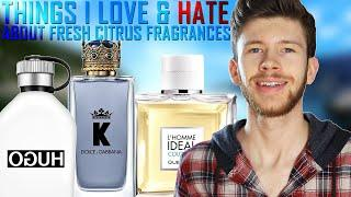 5 THINGS I LOVE & HATE ABOUT FRESH CITRUS FRAGRANCES | PROS & CONS TO FRESHIES