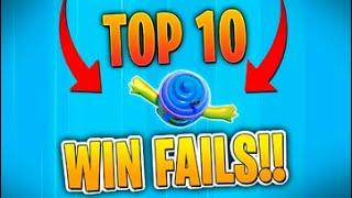 *NEW* FALL GUYS TOP 10 WIN FAILS - Fall Guys Highlights and Funny Moments! #8