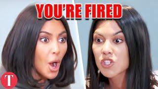 12 Biggest Kardashian Sister Fights Caught On KUWTK