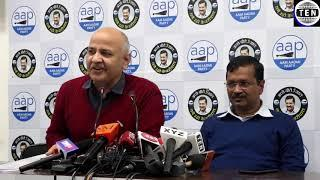 Kejriwal attacks BJP for questioning the state of education in Delhi