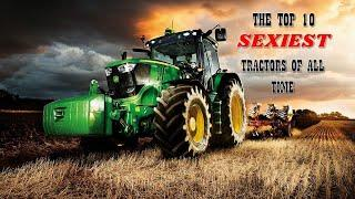 Top 10 Best Looking Tractors of All Time