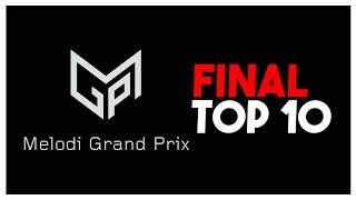 Norsk Melodi Grand Prix 2020: FINAL - My Top 10 w/ Ratings