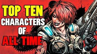 Top 10 Gears of War Characters of All Time