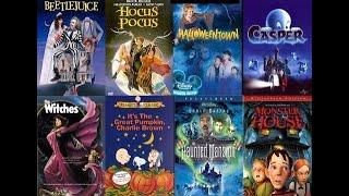 MY TOP DISNEY HALLOWEEN MOVIES 2020 !