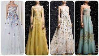 top beautiful sequince work maxxi designs/outstanding maxxi dresses for girls