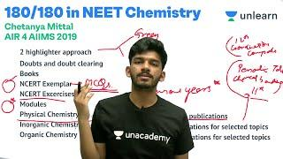 180/180 in Chemistry? NEET 2020 Chemistry Preparation by AIIMS Topper Chetanya Mittal (AIR 4)