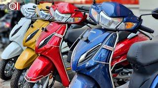 2020 Honda Activa 6G BS6 Base Model (STD) | All Colours | Price | Mileage | Features | Specs