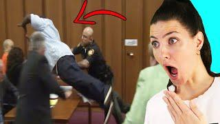 Courtroom Freakouts That Are On Another Level