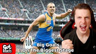 British Guy Reacts To Top 10 Best AFL Grand Final Goals of All Time