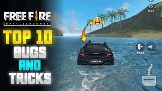 Top 10 New bugs and tricks || training group bugs/glitch || Free fire bugs Tamil