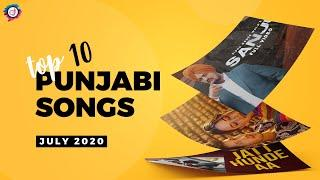 Latest Punjabi Songs 2020 | Top 10 Punjabi Songs this month | July 2020 | DjYoungster