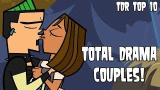 Total Drama Couples! | TDR Top 10