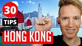 30 Secrets & Things to do in Hong Kong