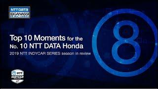 2019 Season in Review: Top 8 Moment for the No. 10 NTT DATA Honda