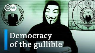 Conspiracy theories on the internet | DW Documentary