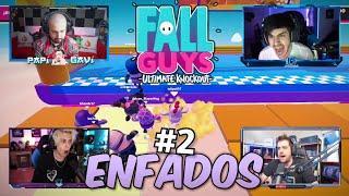 LLOROS Y ENFADOS TOP #2    FALL GUYS