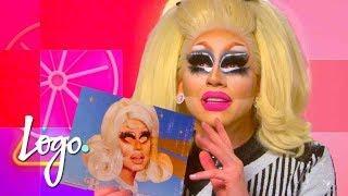 Trixie Mattel Plays Wheel of Barbara