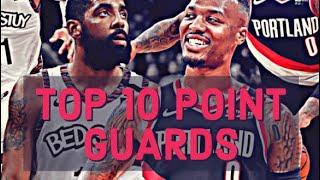Top 10 Point Guards In The NBA - (Top 10 Point Guards)