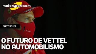 F1: Vettel comenta rumores sobre ida para Racing Point e fala de outras categorias para 2021
