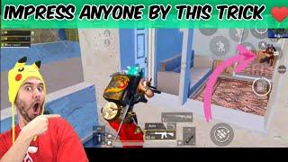 Impress anyone by this trick | How to use this trick | Pubg mobile | tnt gaming