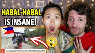 FOREIGNERS REACT to CRAZY Things You'll ONLY find In PHILIPPINES!