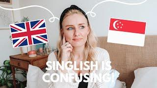 10 Singlish Words And Phrases That Left Me CONFUSED