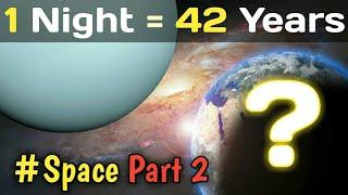 [Space 2] Top 10 Shocking Facts About Space | Facts About of Space | Universe in Hindi | Fact Tour