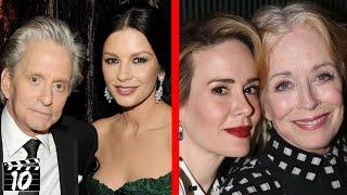 Top 10 Celebrity Couples With HUGE Age Gaps - Part 2