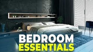 10 ESSENTIALS EVERY GUY NEEDS IN HIS BEDROOM  | Alex Costa