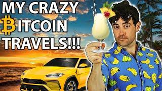 10 CRAZIEST Things I Bought with BITCOIN!!