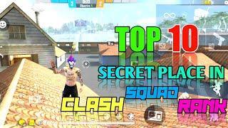 TOP 10 Secret and hiding place