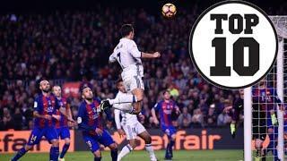 CRISTIANO RONALDO TOP 10 HEAD GOAL EVER | BEST OF CRISTIANO | AN7 FOOTBALL