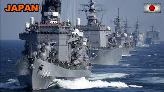 Who wins on naval? World war. Top 10 Most Powerful NAVY in The World 2020.