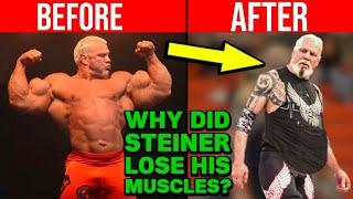 Why Did Scott Steiner Lose His Muscles In 2020? 5 Fired WWE Wrestlers You Won't Recognize In 2020
