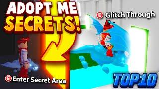 Top 10 SECRET Areas And Places In Roblox ADOPT ME! Best Secret Locations (Working 2020) New Hacks