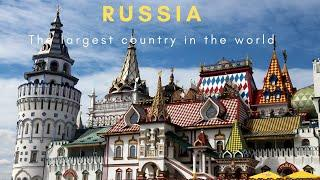 Largest country in the world | Top 5 Largest Countries in The World | Vlog Russia