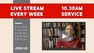 LIVE STREAM - Good Friday Service 10.30am 10 April '20 with Jesmond Parish Church, Newcastle UK