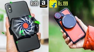5 COOL SMARTPHONE GADGETS AVAILABLE ON AMAZON SMARTPHONE ACCESSORIES GADGETS 2020