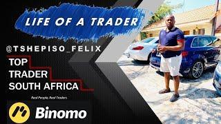 Tshepiso Felix - Life of a Trader   Top Trader SA (2020)