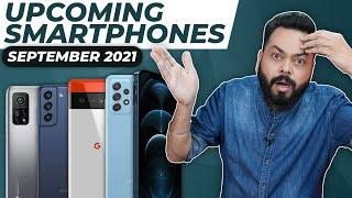 Top 10+ Best Upcoming Mobile Phone Launches ⚡ September 2021