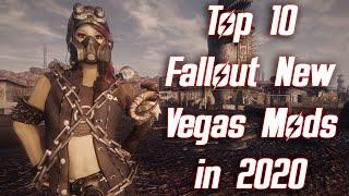 Top 10 Fallout New Vegas Mods in 2020
