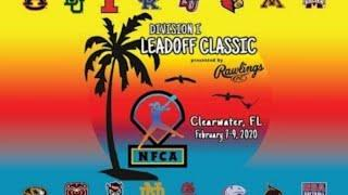 Field 1 | NFCA Division I Leadoff Classic Tournament, presented by Rawlings