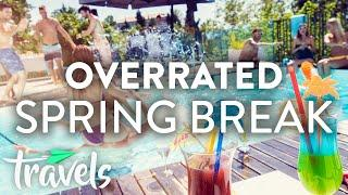 Top 10 Overrated Spring Break Destinations | MojoTravels